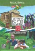 Les Journées Portes Ouvertes des Gîtes de France
