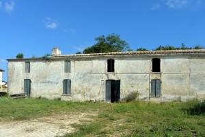 Ancienne belle maison en restauration