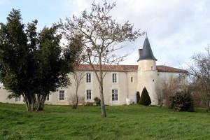 Visite du logis de Laleu (M. Mme Rousseau)
